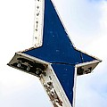Vintage Star Sign by Sophie Vigneault