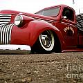 Vintage Style Hot Rod Truck by Customikes Fun Photography and Film Aka K Mikael Wallin