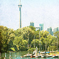 Vintage Toronto by Traci Cottingham