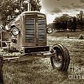 Vintage Tractor by Gavin Wilson