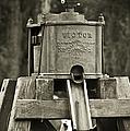 Vintage Water Pump by Carolyn Marshall