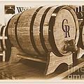Vintage Winery Photo by Marsha Heiken