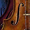 Violin Composition by Rick Borstelman