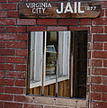 Virginia City Nevada Jail by LeeAnn McLaneGoetz McLaneGoetzStudioLLCcom