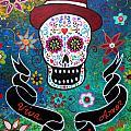 Viva El Amor Day Of The Dead by Pristine Cartera Turkus