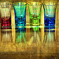 Vodka Glasses by Svetlana Sewell
