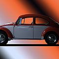 Volkswagon Bug by Ericamaxine Price
