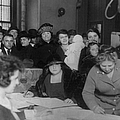 Voting Poll, 1922 by Granger