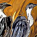 Vulture by Rabi Khan