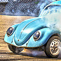 Vw Smoke Show by Steve McKinzie