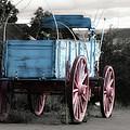Wagon Ho by Linda Dunn