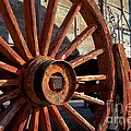 Wagon Wheel by Chlaus Loetscher
