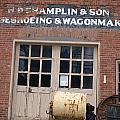 Wagonmaking by Margaret Steinmeyer