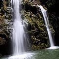 Waikani Falls And Pond by Jenna Szerlag