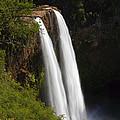 Wailua Falls by Mike  Dawson