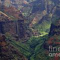 Waimea Canyon 2 by Bob Christopher