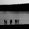 Waiting For Sunrise by Carol Hathaway