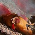 Waiting For The Right Tune by Sandra Navarro