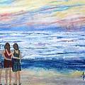 Waiting For The Sun by Anna Ruzsan