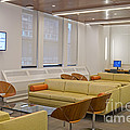 Waiting Room And Computer Lab by Photo Researchers, Inc.