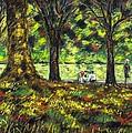 Walk In The Park by John  Nolan