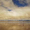 Walkin On A Mirror by Nino Oliveri