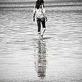 Walking Away 3 by Marilyn Hunt