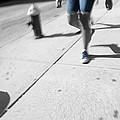 Walking Blues by Karol Livote