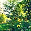 Walking On Sunshine by Megan Ford-Miller