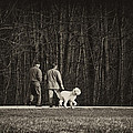 Walking The Dog by Off The Beaten Path Photography - Andrew Alexander