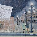 Wall Art Moose Jaw 2 by Bob Christopher
