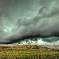 Wall Cloud by Thomas Zimmerman