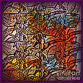 Wall Paper Abstract by Leslie Revels