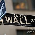Wall Street by Leslie Leda
