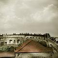 Walls Of Dubrovnik by Madeline Ellis
