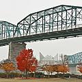 Walnut Street Bridge by Tom and Pat Cory