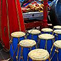 Walrus Drums by Jost Houk