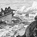 Walrus Hunt, 1875 by Granger