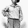 Walt Whitman (1819-1892) by Granger