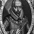 Walter Raleigh, English Courtier by Photo Researchers
