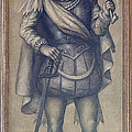 Walter Raleigh, English Explorer by Photo Researchers