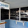 Wanted Cashier  by Paul Washington