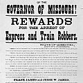 Wanted Poster, 1881 by Granger