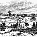 War Of 1812: Bladensburg by Granger