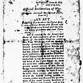 War Of 1812: Broadside by Granger