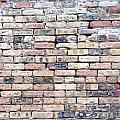 Warehouse Brick Wall by Anita Burgermeister