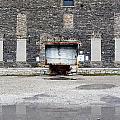 Warehouse Loading Dock Door 3 by Anita Burgermeister