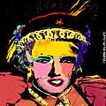 Warhollage 2d by Doug Duffey