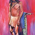 Warrior by Charles Munn