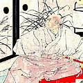 Warrior Kiyomori 1882 by Padre Art